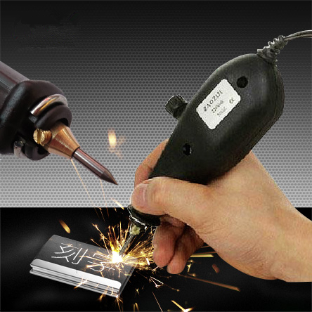 Glass Wood Drilling Polishing Machine Handheld Carving Tools Flexible Tools Electric Engraving Pen & Stainless Steel