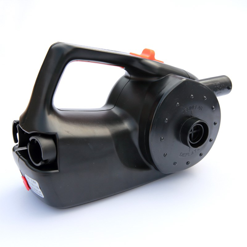 Shipping charge pump pump pump storage battery electric dual-purpose inflatable rubber boats to basin etc.