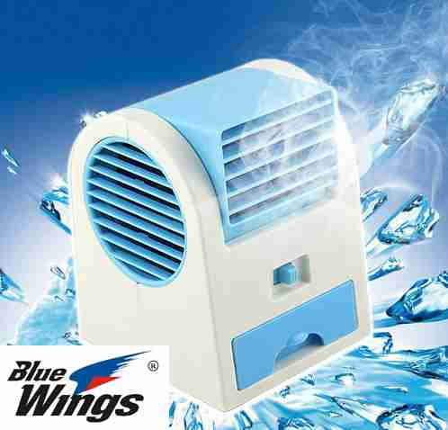 II Mini personal air conditioner USB refrigeration fan humidifying and purifying mini portable mobile air conditioning evapolar