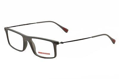 Покупка Prada Prada Спортивная близорукая рамка Red VPS 03E ROR1O1 Серый 51мм