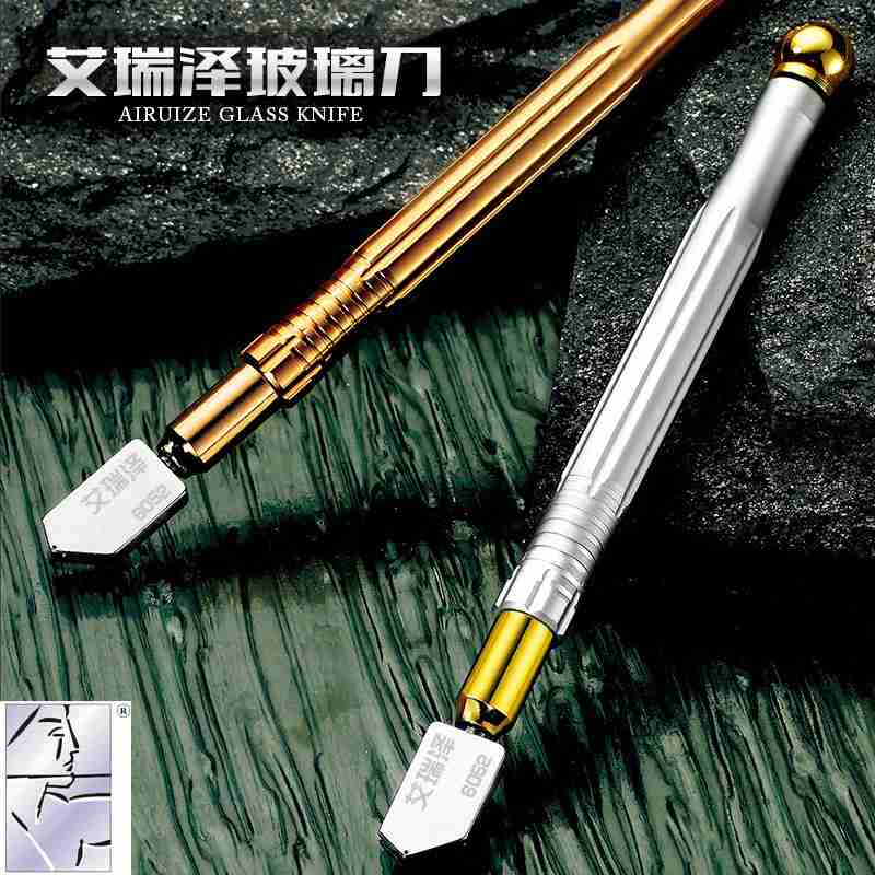 Glass cutter, practical glass cutter, diamond, Japan, Germany, imported household multifunctional glass, round hole
