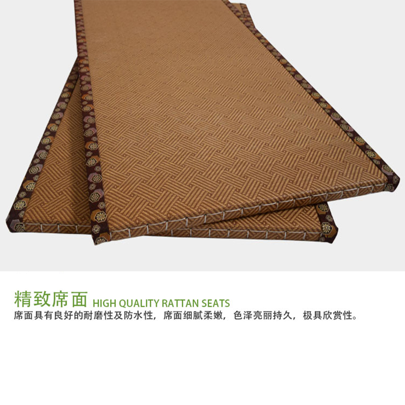 Natural coconut palm mattress pad pad tatami balcony custom palm core pad pad pad stitching Japanese environmental protection