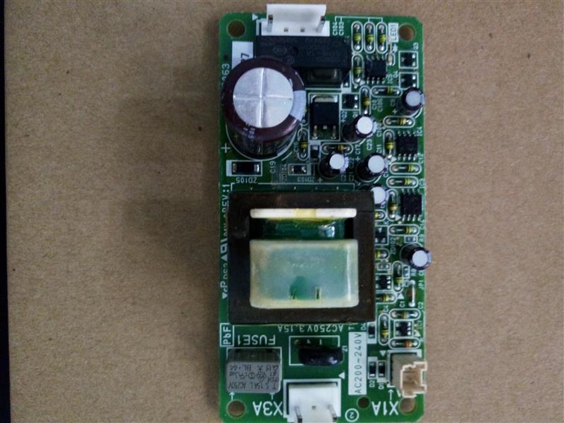Daikin A8P Platte Daikin klimaanlagen - Daikin undichtigkeiten von Bord Daikin P - Platte MIT doppel - frequenz