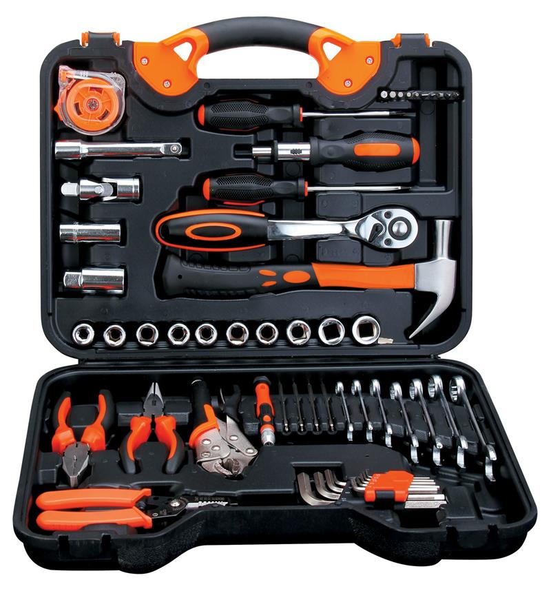 Auto repair, steam protection kit, hardware combination tool, socket wrench, screwdriver, household Set Kit