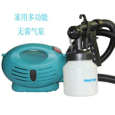 家用220V/110V 电动高压喷涂机乳胶漆油漆木漆喷枪吹风机高雾化