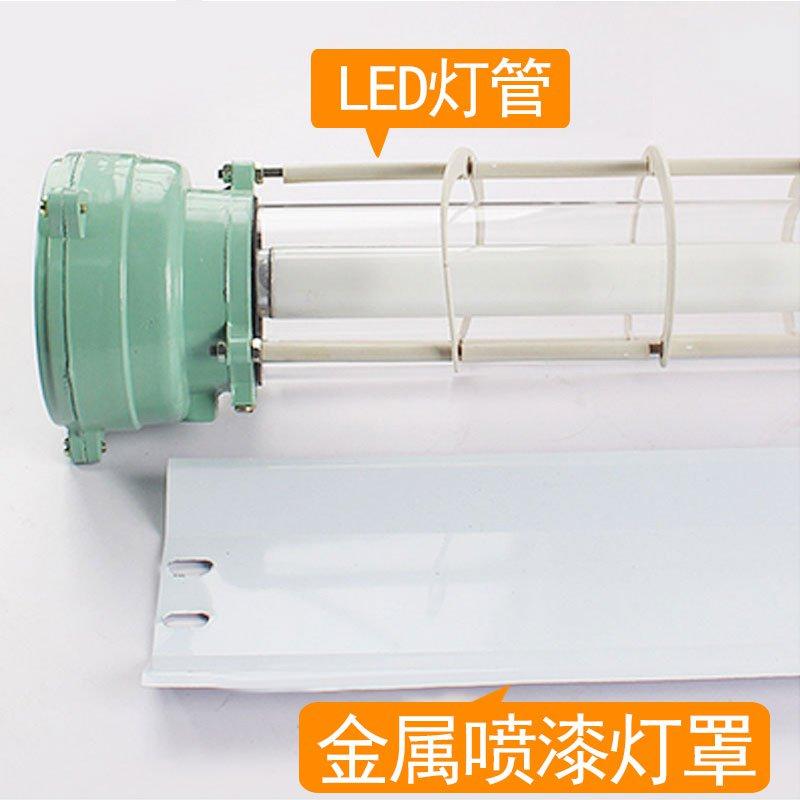 LED đèn trong nhà xưởng nhà máy công nghiệp và khai thác mỏ cần trục siêu sáng đèn trần nhà ốc miệng đèn nổ mạnh hơn
