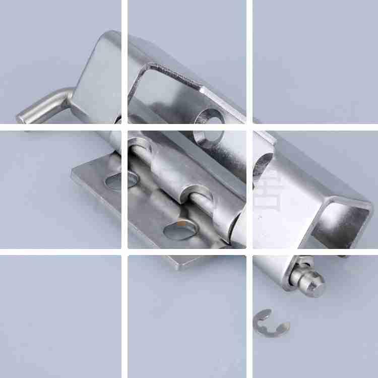 CL283 нержавеющей стали петли сети тотем переключатель контроля дверь кабинета петли петли высокого и низкого давления
