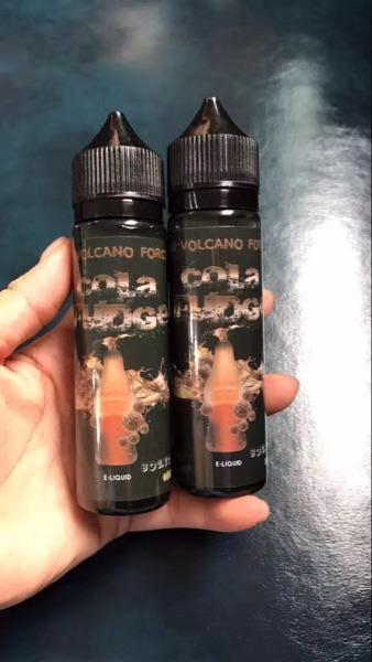 США ColaFudge колы, импортируемые лед конфеты электронная сигарета жидкости пара крупных дым, дым