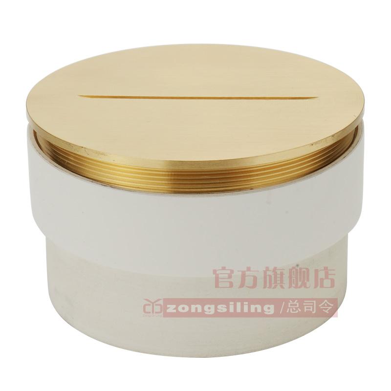 Der oberbefehlshaber der Kupfer - oberfläche und Boden und reinigung aus PVC - U (DN5075110160 stecker