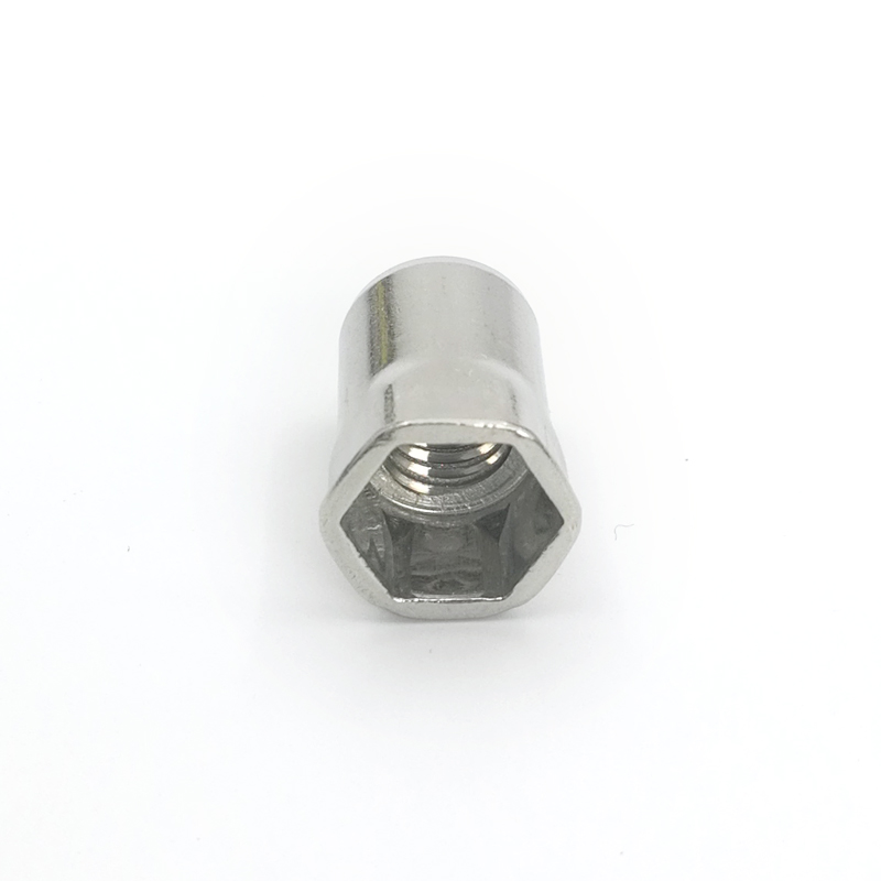 304 stainless steel small countersunk head riveted nuts and semi hexagon sockets pull pull pull cap M3M4M5M6M8M10M12