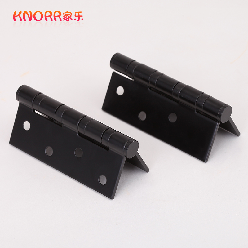 Stainless steel hinge folding wooden cabinet door hinge door door hinge hinge hardware accessories