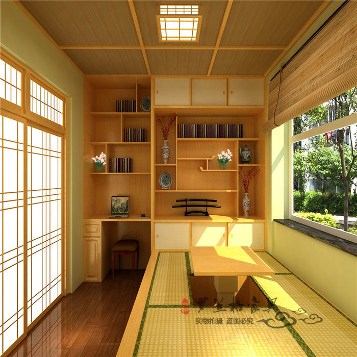 The bed combined multifunctional full house custom furniture and solid wood bed tatami mat type sliding platform storage