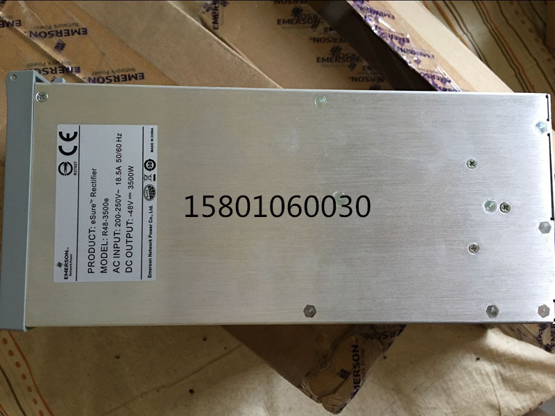 Emerson R48-3500E3 communication power rectifier module 48V50A power switch new spot sales