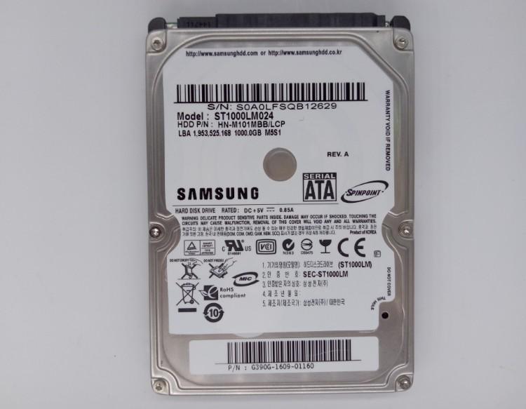NeUe 2,5 - Zoll - Samsung - Notebook - festplatten von Seagate 1 tonne seriellen high - speed - Stumm 1000g9mm Dick
