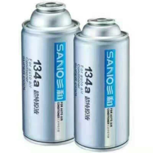 - tre och hfc - 134a, luftkonditionering köldmedium, super - g i ren form, snö,