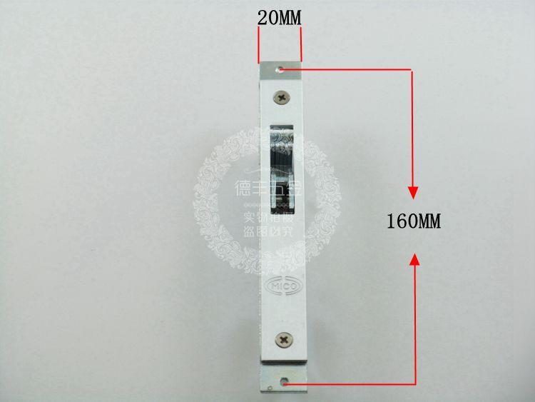 MICO 없이 문을 자물쇠 塑钢 알루미늄 합금 문 자물쇠가 잠겨 있는 땅 체크 상자 유리 도어 双开 없이 자물쇠