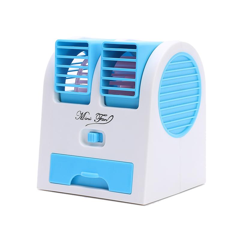 - koel - en klimaatregelingsapparatuur kleine ventilator desktop slaapzaal draagbare batterij geen blad - van goederen voor tweeërlei gebruik
