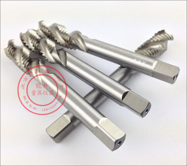 Quality taps for taps and wire taps M3~M12 metric M3~M16 day mark