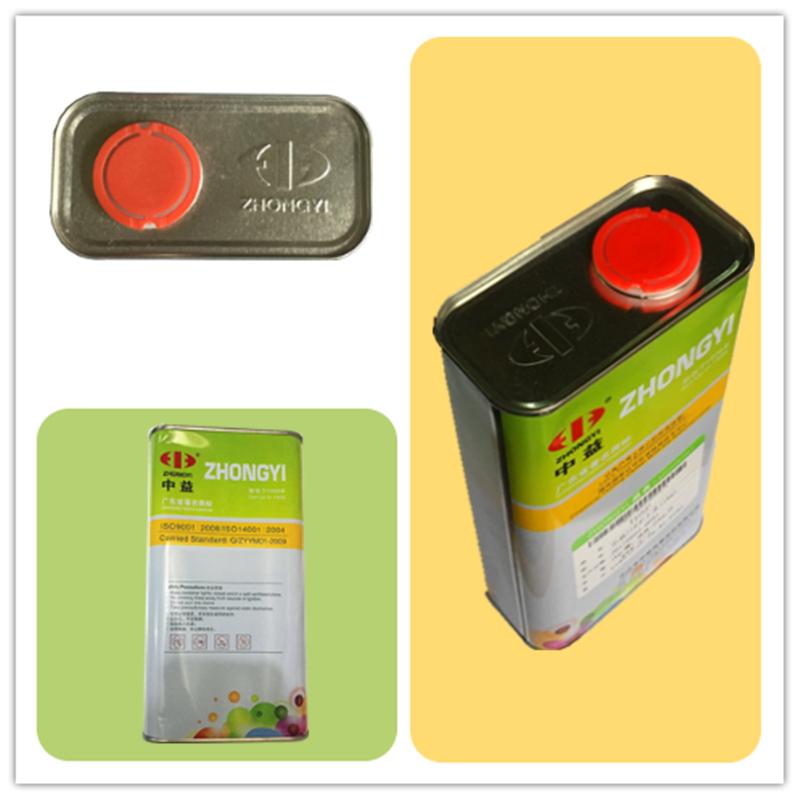 Zhongyi SF im offenen Wasser - Druckfarben verdünnungsmittel 783 Niedrig lösungsmittel in der Platte Wasser siebdruck