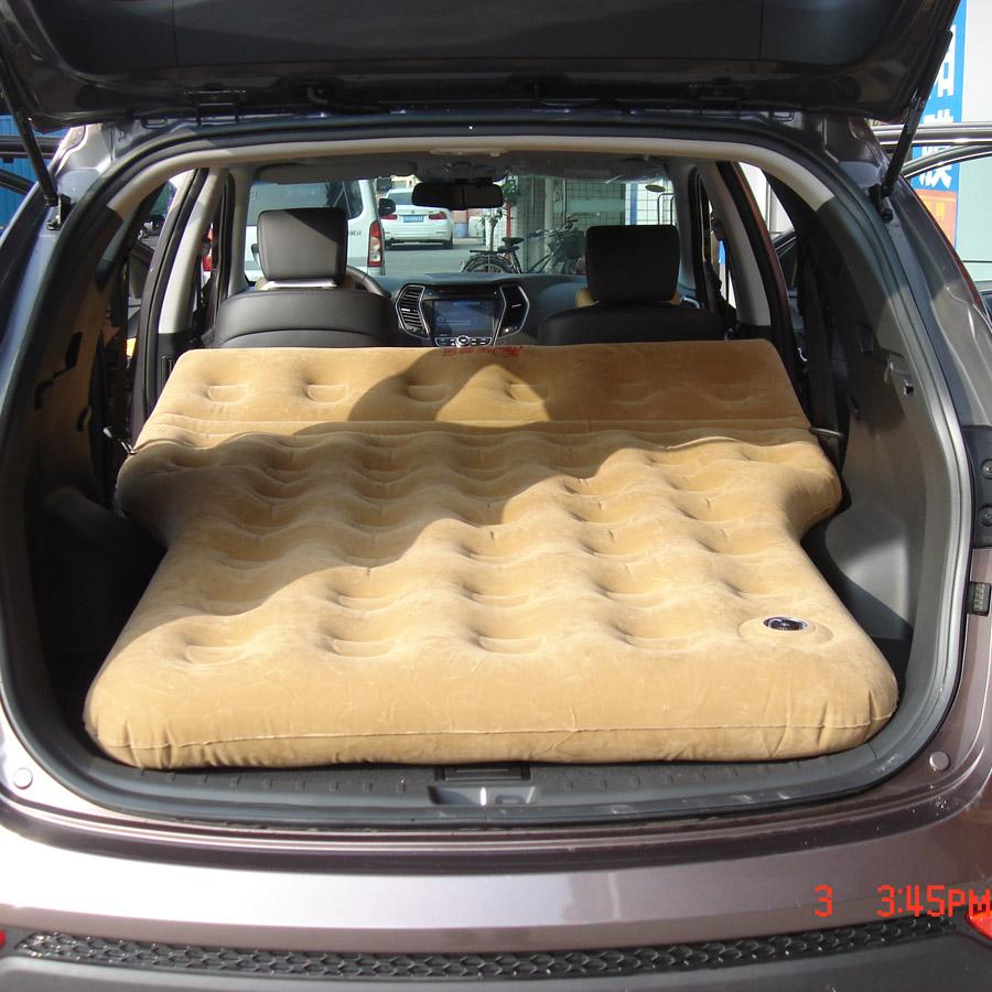 Santafe car air mattress bed special car air cushion bed with a double bed SUV car travel car cushion