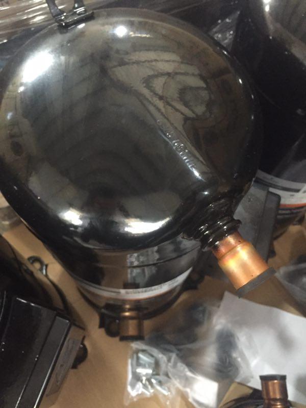 VP137KSE-TFP-522新しい規格品代購谷轮新冷媒エアコンコンプレッサR 410 A