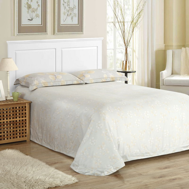 The store counter with double Tencel 4/ four piece genuine wedding quilt bedding Tencel 60 sheets