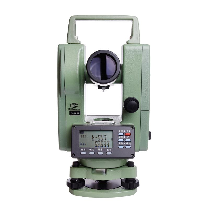 กล้องวัดมุมอิเล็กทรอนิกส์บนโลก Changzhou เลเซอร์ความแม่นยำสูงเครื่องมือวัดเลเซอร์ที่ชาร์จกล้องคู่