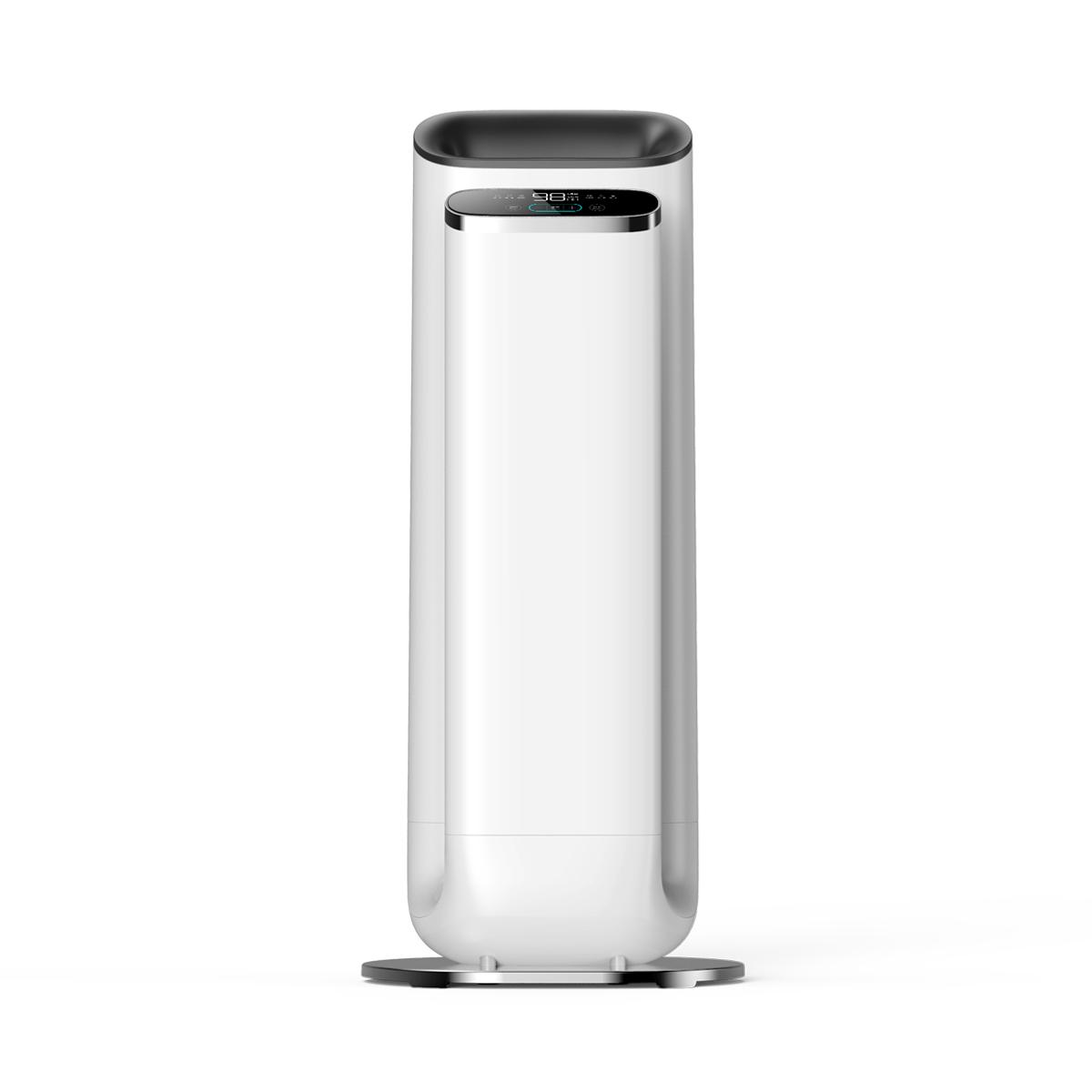 Humidificador doméstico embarazadas Oficina inteligente de gran capacidad de purificación de aire mini habitación muda de aromaterapia