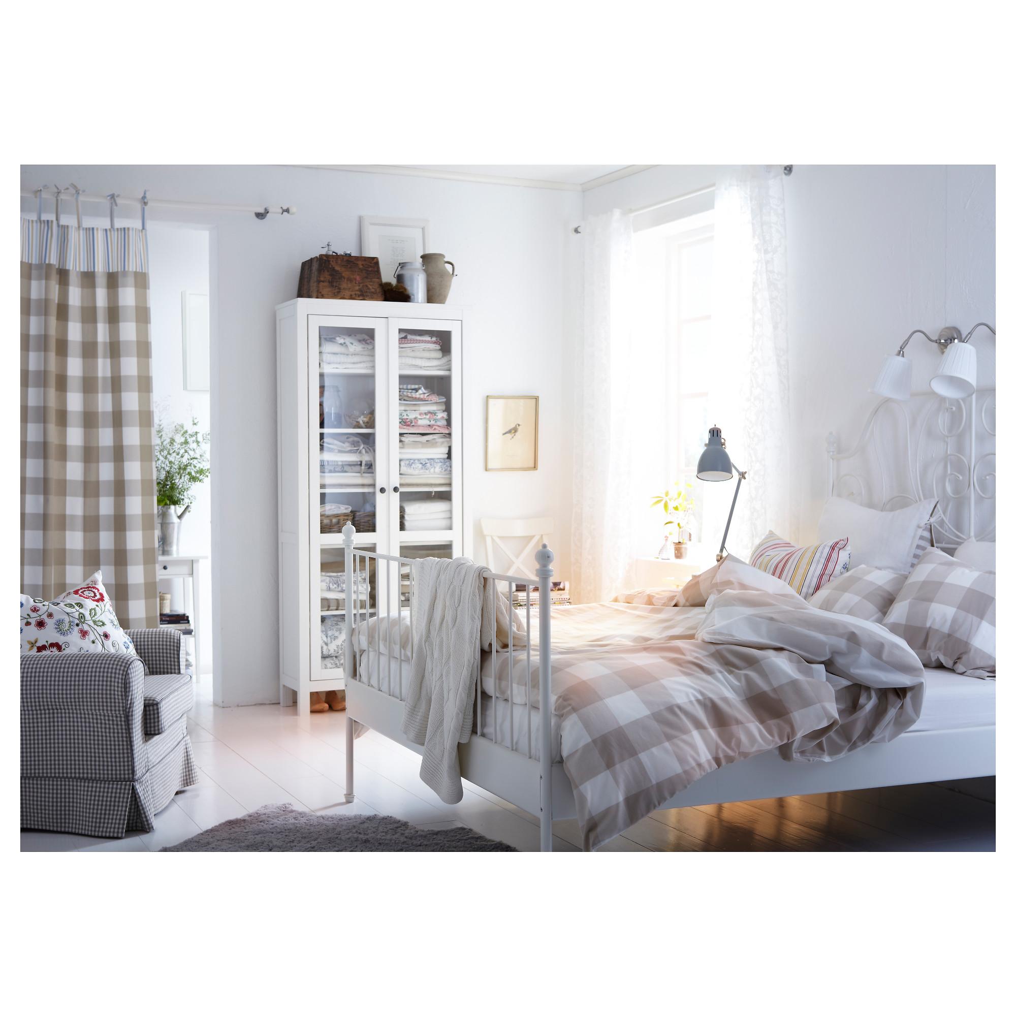 En la compra de IKEA IKEA Shanghai Metal muebles de dormitorio doble Lyle Vic una región limitada v300