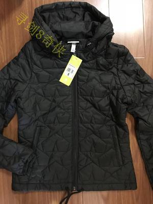 ¥799 adidas/阿迪达斯 专柜正品 女子neo舒适漂亮棉服外套M32617原单