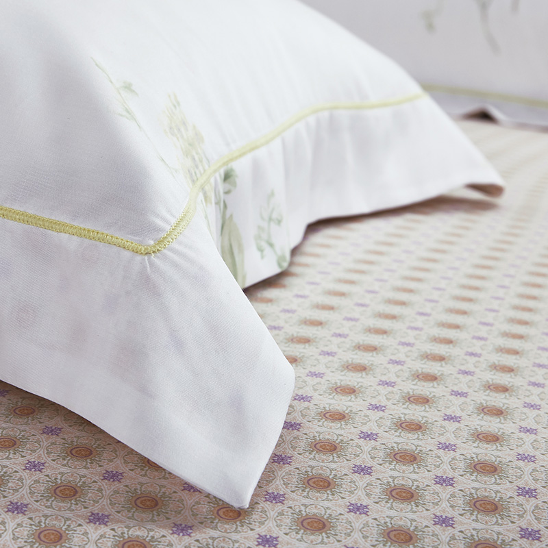 SITONS Aileen 80 Tencel four pieces of exquisite life simple and modern popular pastoral bedding