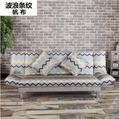 多機能ソファベッドは、布製なまけ者のソファベッドのソファベッドダブル兼用の小さなソファ