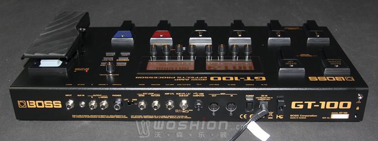 Authentic cấp phép được cấp phép BOSS GT-100 guitar hiệu quả GT100 2,0 mới ban đầu gói Hao Li
