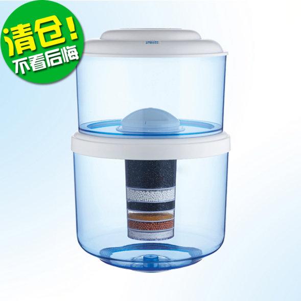 солнце сезонов чистая ведро водопроводной воды питьевой машины домашнего офиса фильтрации специальный фильтр чайник воды