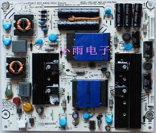 Hisense LED39K310J3D39 centimeter LCD TV - de constante stroom van elektrische schakeling
