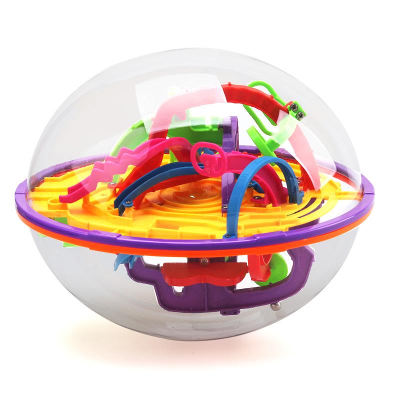 лабиринт мяч 3D магический большой 100 закрыть Локк Королевство детские образовательные силы орбиты через игрушки