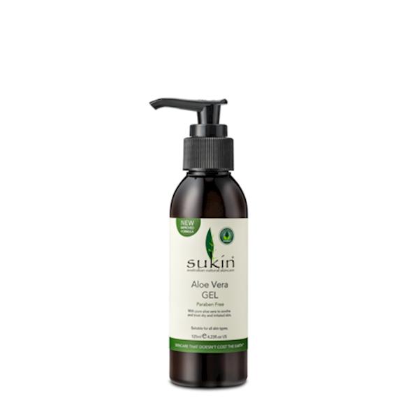 australien købe SUKIN organiske aloe gel gel ALOEVERAGEL125ml