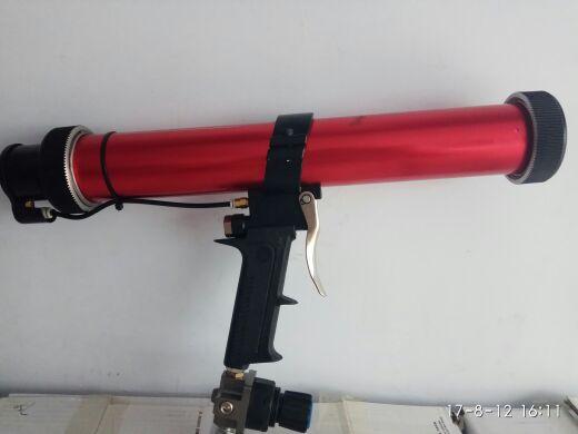 새로운 정품 대만 长鸿 공압 고무 총 AG600AS 구조 고무 软胶 고무 총