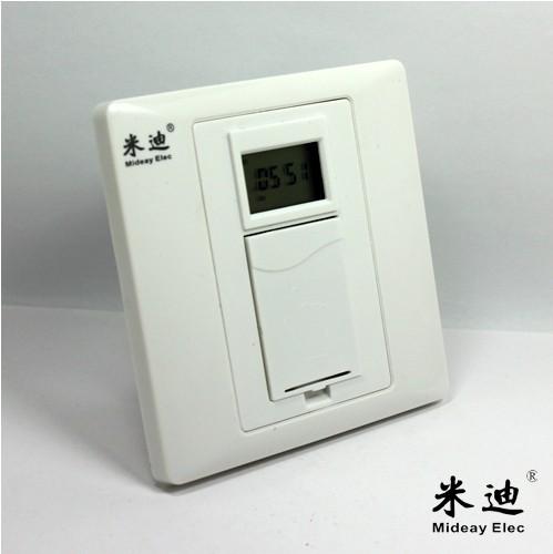 米迪 стены установлены сроки перехода, когда таймер 86 панели контроля электронных выключатель электропитания регулятор времени