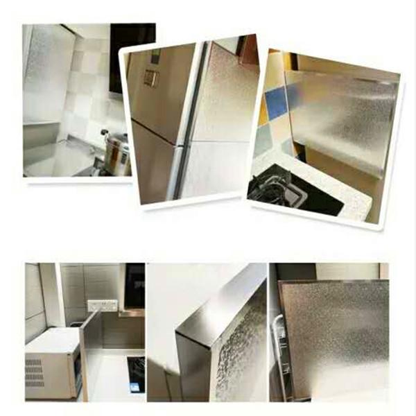 El Escudo térmico de la nevera cocina de fuego a bordo de un horno de cocina, prevención de la contaminación por hidrocarburos de aislamiento térmico aislamiento térmico de alta temperatura de materiales resistentes