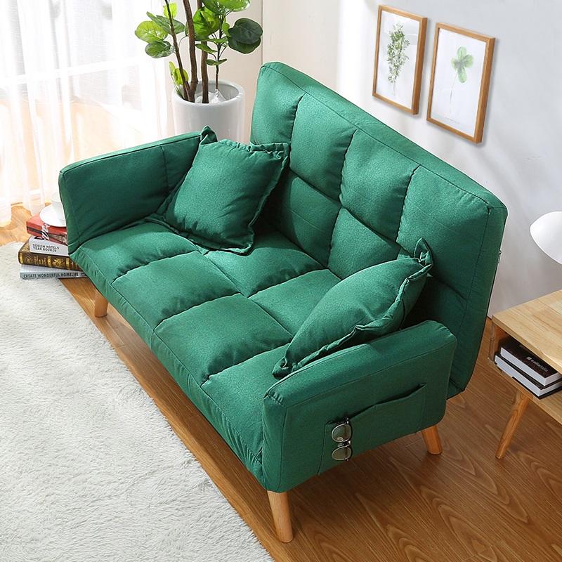 μπορεί να κοιμηθεί στον καναπέ πτυσσόμενου καρέκλα το απόγευμα ο καναπές κρεβάτι μαλακό σκαμνί άνετα μαλακό ύφασμα καρέκλα απλή καρέκλα