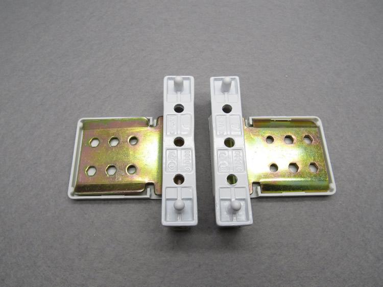 Dobradiça de porta de aço padrão a janela de batente de porta dobradiça dobradiças dobradiças de Portas e janelas de aço plástico, acessórios de hardware