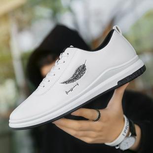 运动鞋新款百搭小白鞋男鞋子韩版潮流透气运动休闲潮鞋学生板鞋