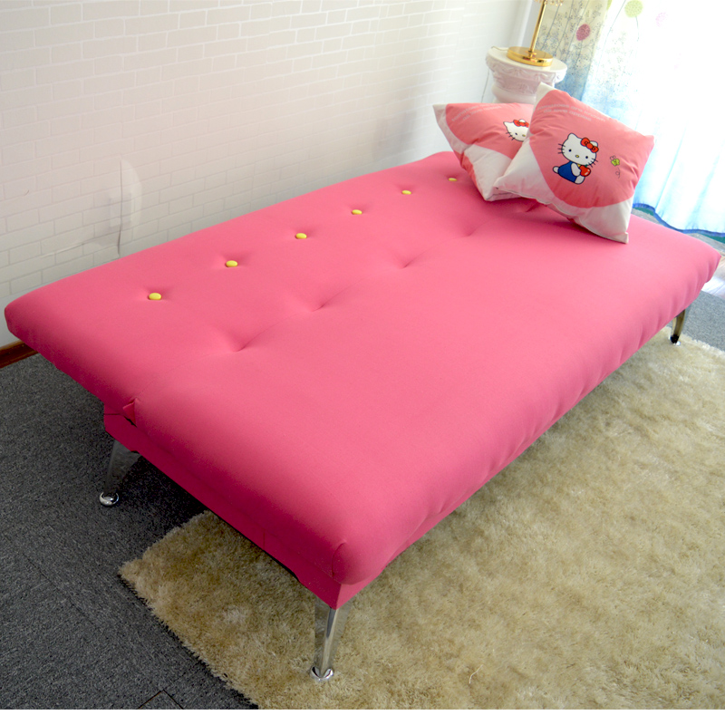 a kanapét két kis 户型 összecsukható kettős felhasználású 布艺 1,5 - 1,8 m egy babzsák 沙发三 összefoglalása