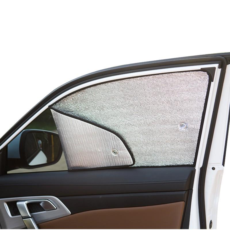 Produits d'isolation de capot espaceur de panneau pare - soleil de la visière pare - soleil pour véhicule chariot pliant tout dans la voiture d'ombrage automatique