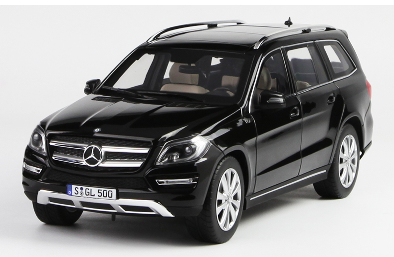 1 18 norev mercedes benz gl500 suv die cast model for Mercedes benz suv models