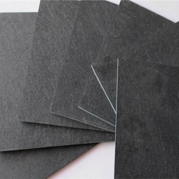 검은색 합성 슬레이트 고온 탄소 섬유 보드 금형 단열판 재료 인슐레이션 보드 3-6mm 두껍다