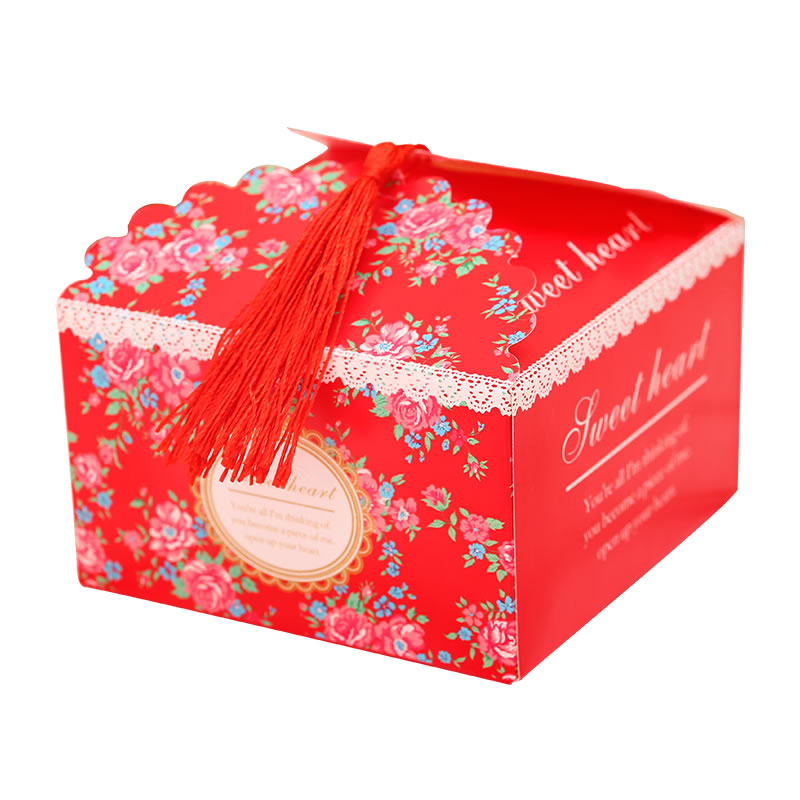 European style candy boxes wedding candy boxes personalized wedding supplies creative wedding candy bags wholesale candy box carton