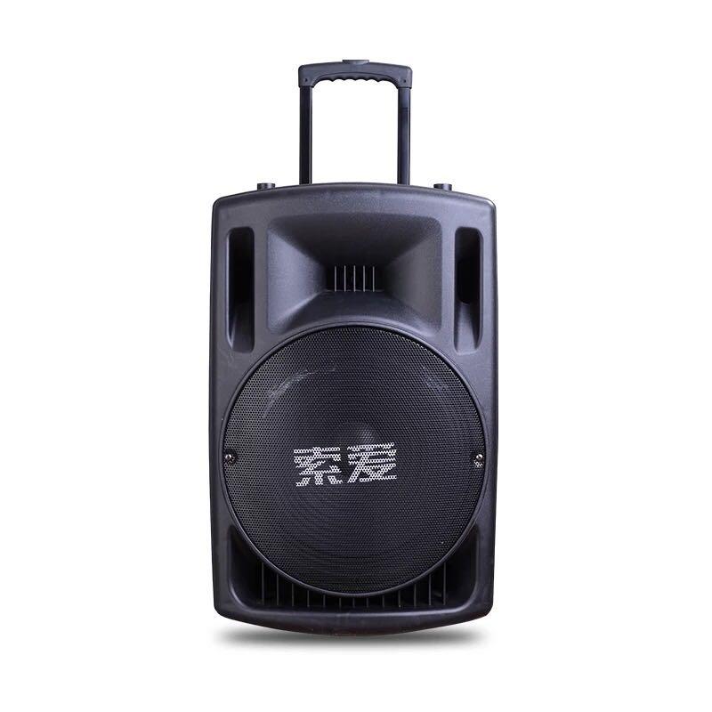 Sony Ericsson SA-T29 15 inch square dance PORTABLE AUDIO SUBWOOFER SPEAKER power outdoor karaoke bar