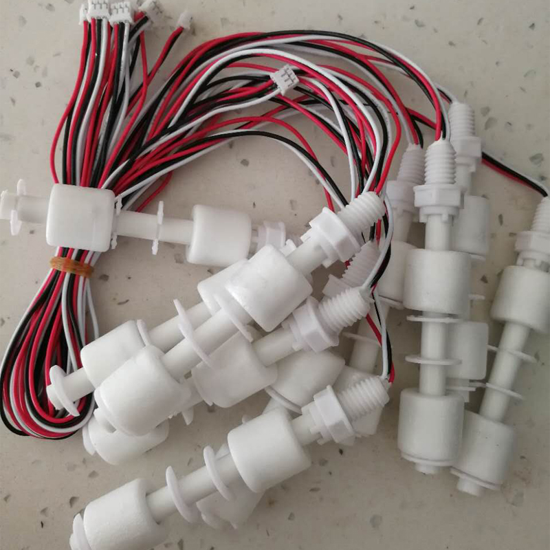 Water purifier float level switch, water level controller switch, pure water machine float control water level ball valve switch